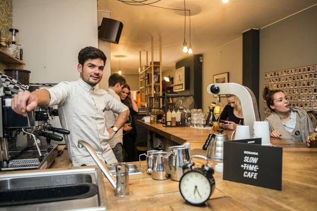 Broer Bretel Espresso bar