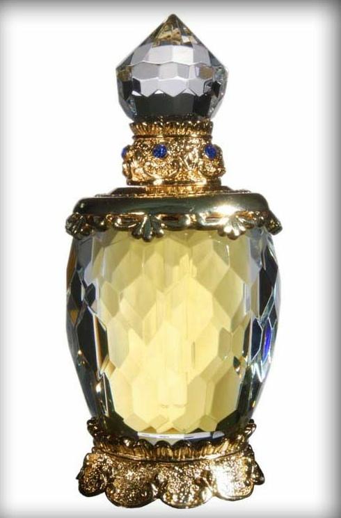 Heaven's Alchemy Dubai Perfume Crystal Set. Pretty. B.