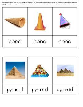 kegel piramide