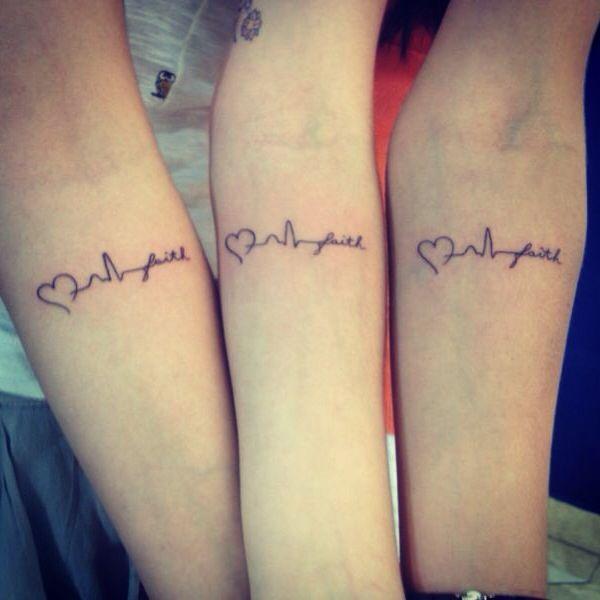 tatuagem mae e filha iguais - Pesquisa Google