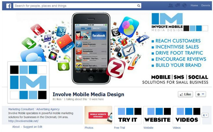 Custom Facebook Business Pages The way your business is seen online (digital brand) is just as important as the merchandise you sell, your staff, your signage and the atmosphere of your brick and mortar business.  What does your Facebook  page say  with no cover image, or a horribly sized profile pic? Whether you sell merchandise online or not  this is your online store front, be proud of it! - made with simplebooklet.com