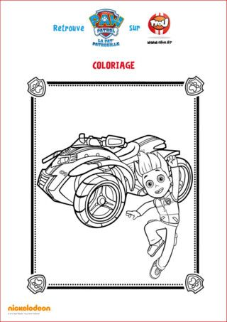 Turbo 30 best coloriage pat patrouille images on Pinterest | Drawings  EM87