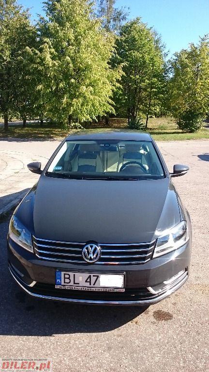 Volkswagen Passat - Sprzedam Volkswagen Passat B7 1,4 TSI 2011 rok