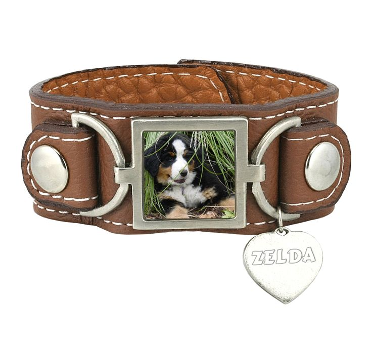 Dog Picture Bracelet Jewelry Pet