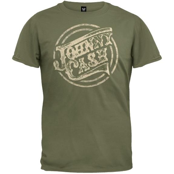 Johnny Cash Soft T-Shirt