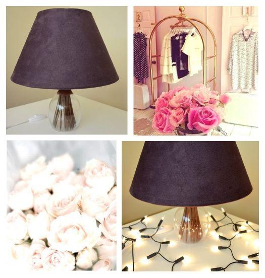 Lampa Model Rose