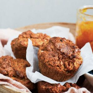 I Quit Sugar - Sweet Potato + Five Spice Muffins