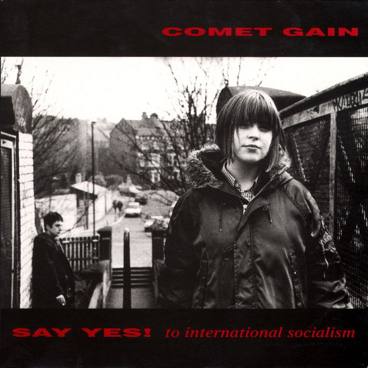Comet Gain - Say Yes!