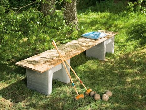 easy made bench