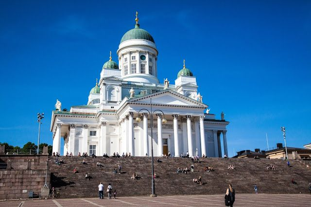 Visit Helsinki - my home town - Finland