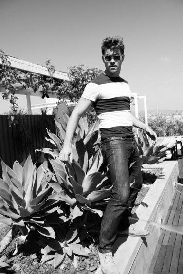 Andrew Rannells - The Coveteur