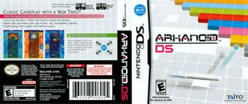 Arkanoid DS (DS) - The Cover Project