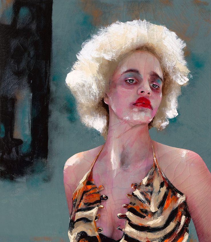 Paintings - Lita Cabellut