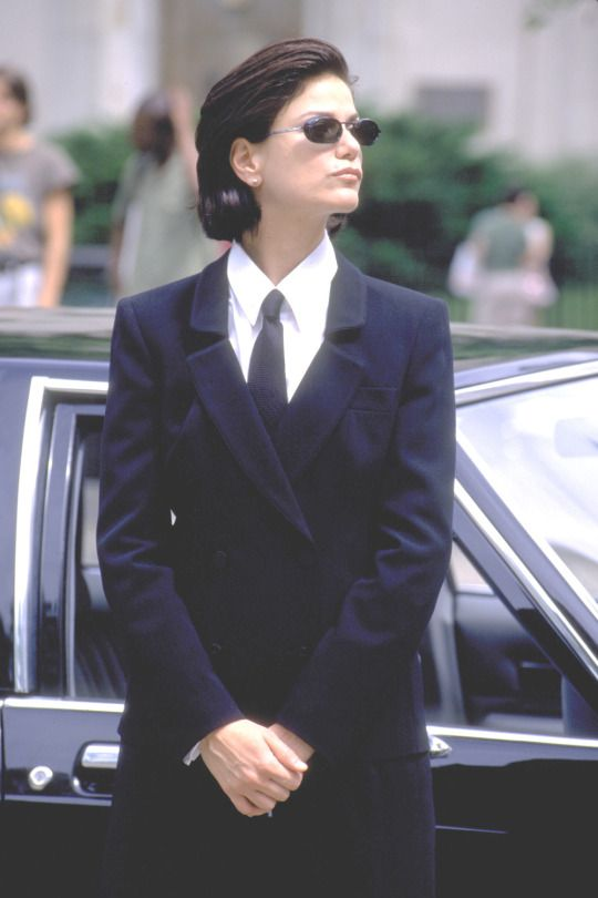 #Agent L #Men in Black #Linda Fiorentino