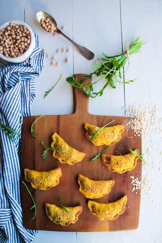 Chaussons aux légumes d'hiver {vegan}