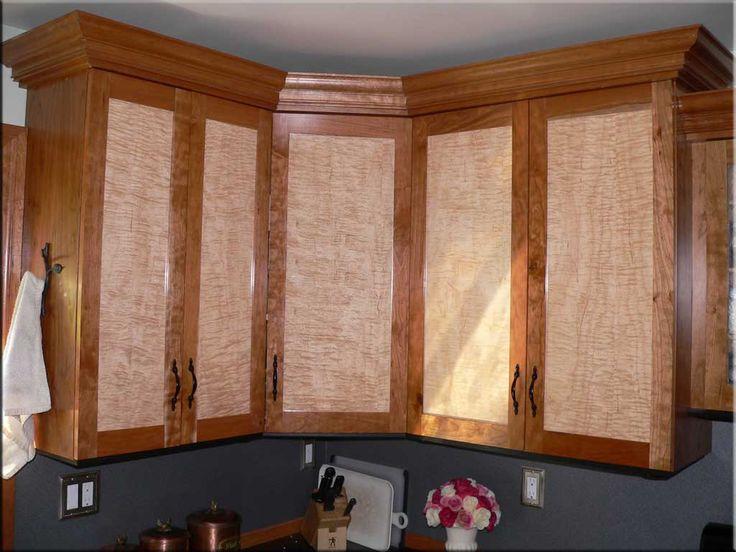 Jatoba Shaker Style Kitchen Cabinets