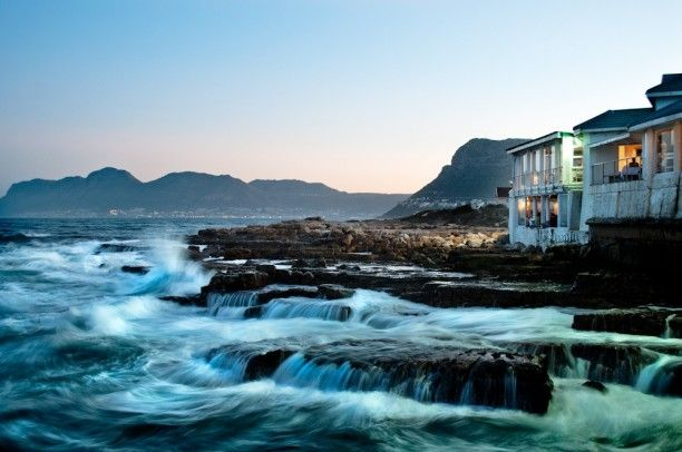 Harbour House restaurant, Kalk Bay, Cape Town