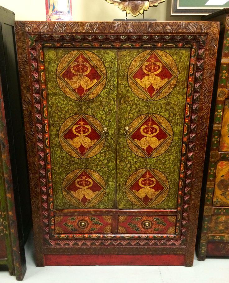 Tibetan Cabinet