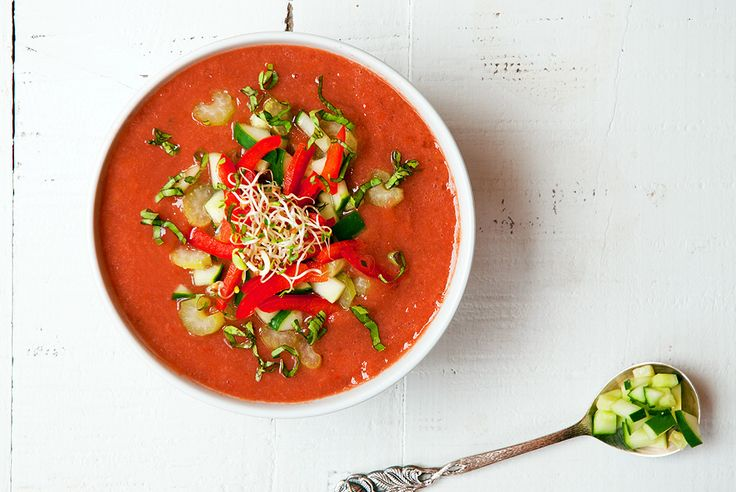 Lalakitchen The New Gazpacho