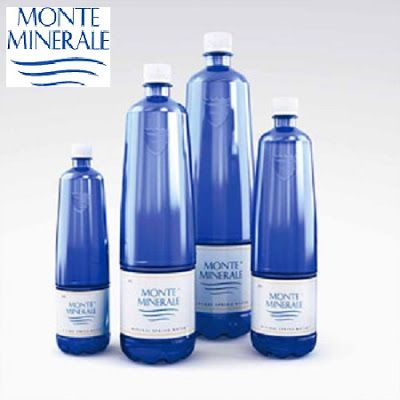 Mineral Water - Monte Minerale: The Source of Life Straight From the Spring - Mine...