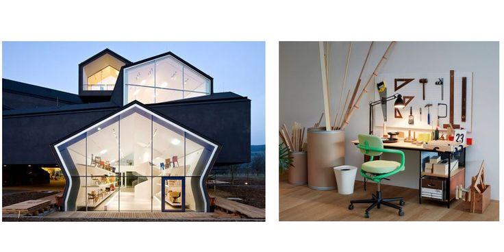 La casa d'artista secondo Jasper Morrison. Alla Vitra Haus http://www.nomadedesign.com/index.php/contemporary-living/working/357-la-casa-d-artista-secondo-jasper-morrison