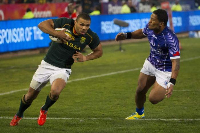Bryan Habana for Springboks Fans' XV rugby team? | #SARugby magazine