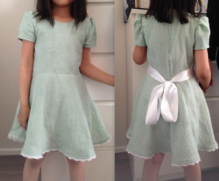 Matilda dress, DIY, by Nona K.