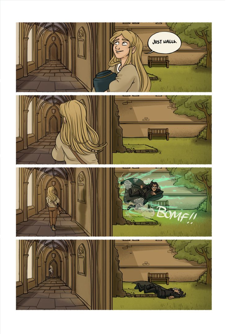 Mias and Elle, Chapter 1 - Page 8