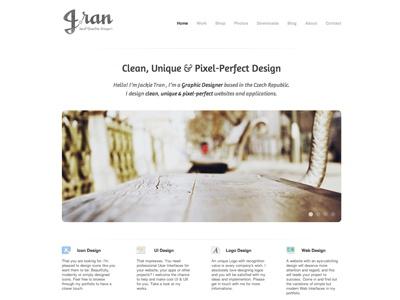 :  Website