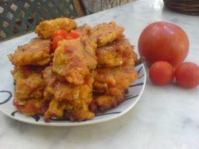 Ντοματοκεφτέδες Σαντορίνης ,η παραδοσιακή συνταγή ! ~ ΜΑΓΕΙΡΙΚΗ ΚΑΙ ΣΥΝΤΑΓΕΣ