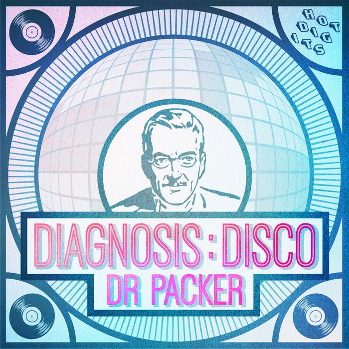 """Having built up his reputation via a series of well regarded re edit releases, Australian producer Greg Packer has recently impressed with EPs of original music on Hotbox Boogie and Hot Digits. Here he returns to the latter with the expansive Diagnosis: Disco, a collection of tracks that expertly joins the dots between warm disco and slinky deep house. Highlights are plentiful, from the baggy, filter heavy  80s soul shuffle of """"Enuff Love"""" and the spiralling, near Balearic rush of ..."""