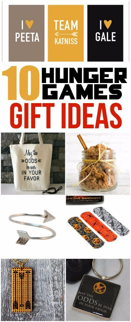 Have a secret crush on Jennifer Lawrence or Hunger Games quotes running through your head? Have a friend who does? Then these 10 Hunger Games inspired gift ideas are perfect for you. Great DIY gifts, DIY crafts, jewelry and even tattoos that are perfect for a die-hard Katniss fan. Stop shopping for Christmas ideas, this list has everything you need. I already made myself #2.
