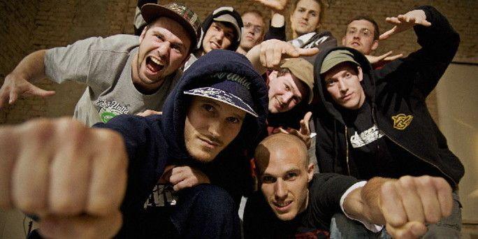 Irie Revoltes - 10.10.2011 Bunker - Endabrissparty - Was für eine Revolution!!!