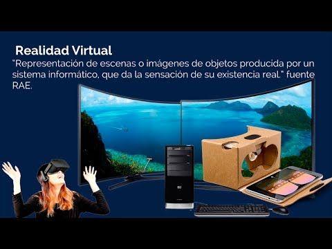 Que es la realidad virtual Inmersiva, sus aplicaciones y recomendaciones previas. - YouTube