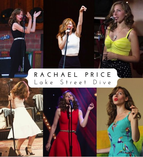 Meet Rachael Price: Fashion StarletRachael Price is the lead singer of badass pop/rock band Lake Street Dive. She's a badass vocalist, but she's also a serious fashionista. My favorite thing about...