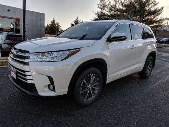 New 2018 Toyota Highlander XLE Sport Utility for sale near you in Edgewood, MD. Get more information and car pricing for this vehicle on Autotrader.