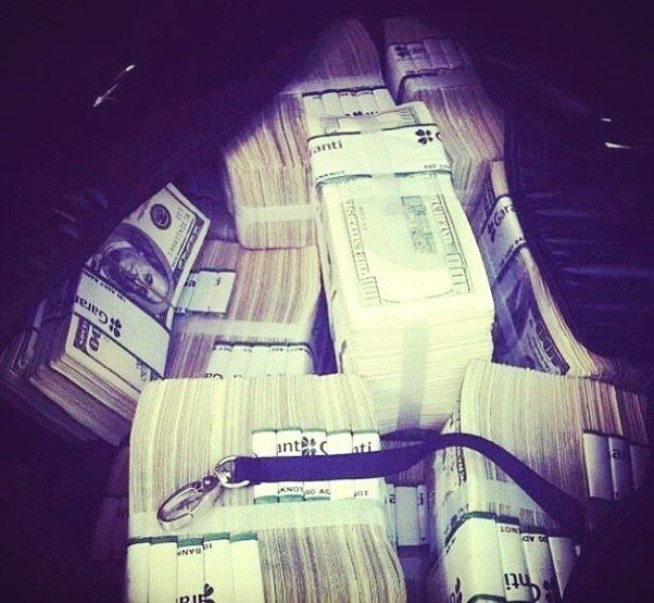 #money #dollars #rich #amazing