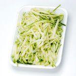 Le polpette di zucchine sono delle polpette vegetariane preparatate con le zucchine Julienne OrtoaCasa e la ricotta
