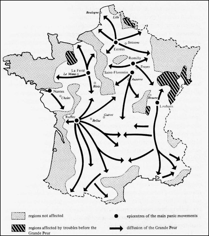 the french revolution the great fear French history/french revolution the french revolution was where the poor rose to the rich the great fear the revolution in france was relatively.