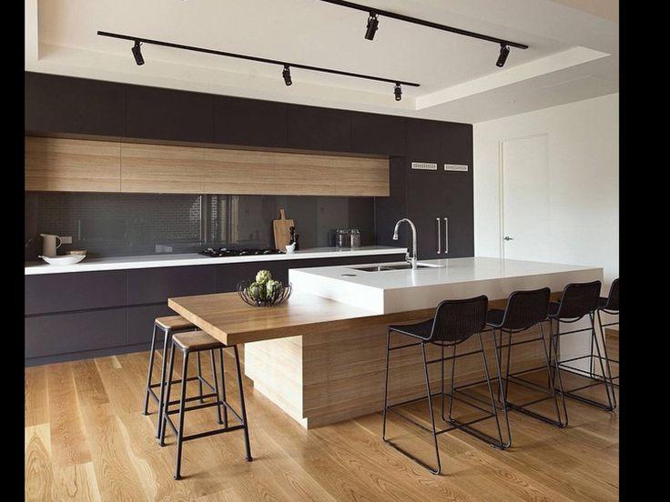 33 best Modern Kitchens images on Pinterest | Modern kitchens ...