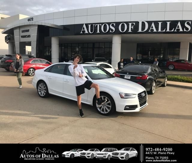 Autos of Dallas Customer Review  We had a GREAT experience at Autos of Dallas! We found so many great options  including multiple choices of used Audi A4s and A3s. When I called the dealership, Chris Miller was very helpful and straightforward about the process. We drove 2 and a half hours from Oklahoma to test drive the cars. Chris was immediately available and the test drive process was low pressure and easy. He found  the exact car that was right for us and his recommendations  between…