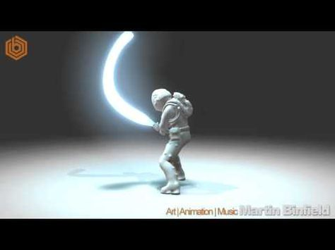 Martin Binfield - Realistic Animation Showreel 2012