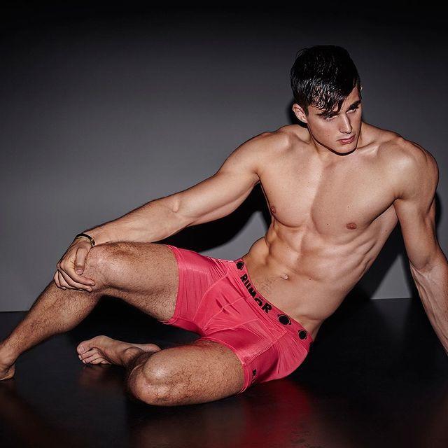 Corey Mach | Male models, Model, Male