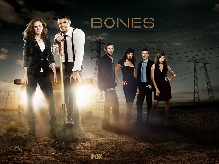Bones<3
