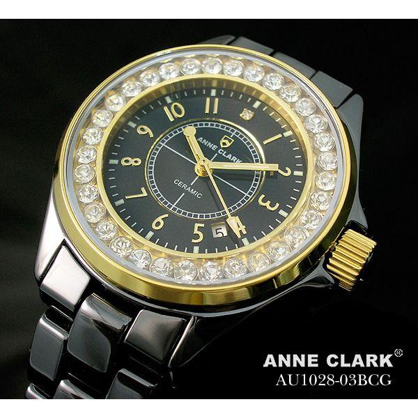 アン・クラーク レディース セラミック腕時計 AU1028.03BCG  #レディース時計 #レディース時計プレゼント #レディース時計人気20代 #レディース財布 #レディース時計ブランド #レディース時計人気