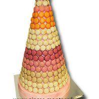 macaron piece montee mariage pyramide