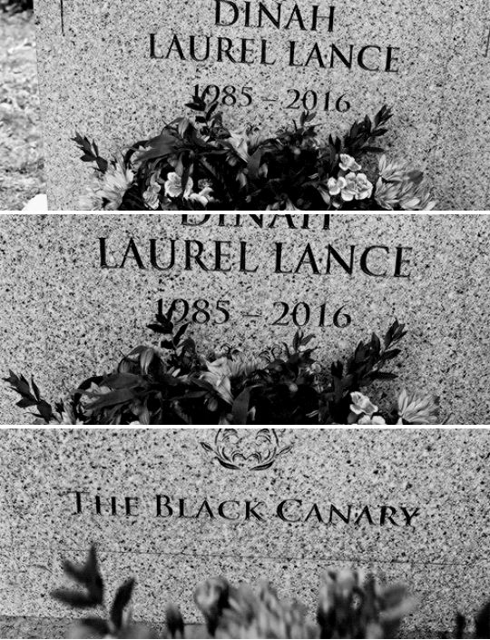 """""""Laurel Lance was the Black Canary. And for the past few days, I have had to sit and listen to people trying to paint the Black Canary as a criminal–she was not a criminal. She was a hero. She was a hero in every way that a person can be. And if Laurel were here, I know that she would expect all of us to live up to the example that she set. She'd want us to save our city."""" #arrow"""