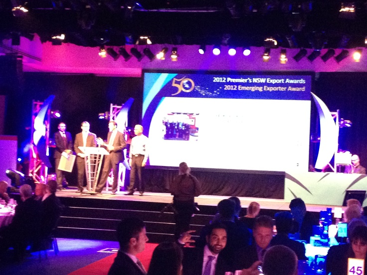 Nanosonics - ICT winners