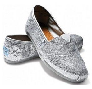 Toms Glitter For Women Light Pink Comfortable Sale