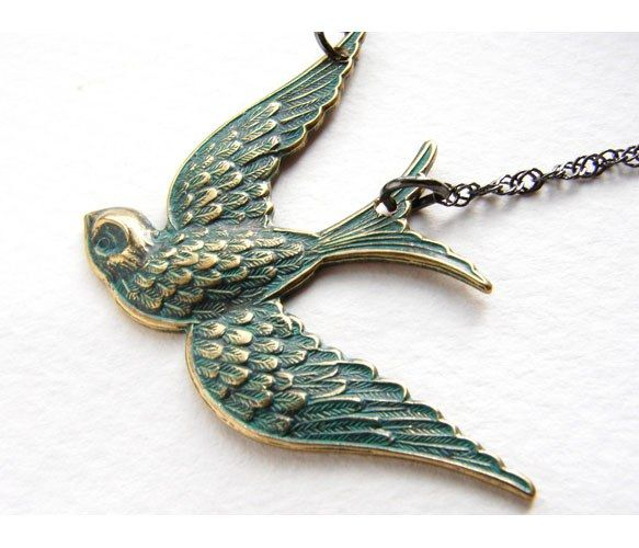 Bird Necklace / by Sora Design